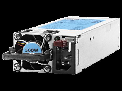 Блок питания HPE 500W FS Hot Plug, 720478-B21, 723595-101, 723594-001, 754377-001