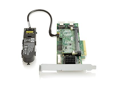 Контроллер HP Smart Array P410/1G FBWC 2-ports Int PCIe x8 SAS RAID Controller