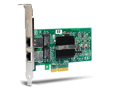 Сетевая карта HP NC360T PCIe Dp Gigabit Server Adapter