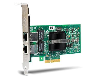 Сетевая карта HP NC360T PCIe Dp Gigabit Server Adapter