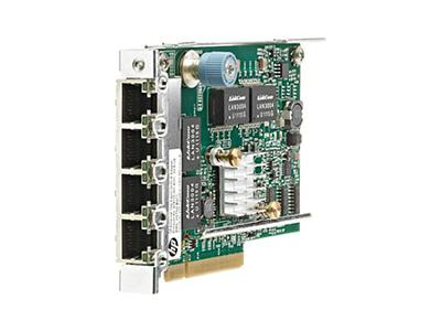Сетевая карта HP Ethernet 1Gb 4-port 331FLR Adapter, 629135-B21, 634025-001, 629133-001