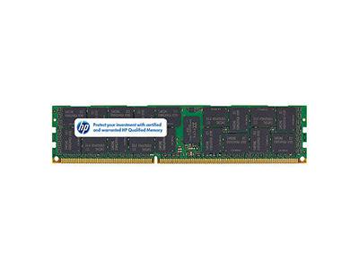 Оперативная память HP 4GB Single Rank x4 PC3-10600 (DDR3-1333) 593339-B21