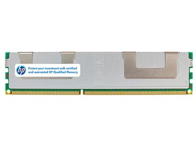 Оперативная память HP 16Gb (1x16GB) Quad Rank x4 PC3-8500 DDR3-1066 CAS-7 501538-001 500666-B21