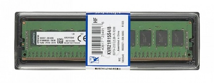 Оперативная память Kingston KVR21R15S4/8