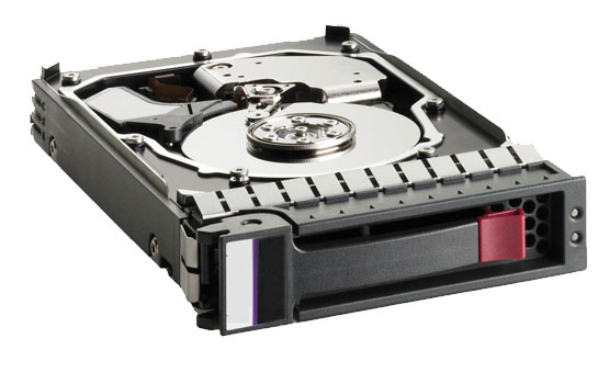 Жесткий диск HP 2.5 600Gb SAS 10k 6G SFF Hot Plug HDD, 581311-001, 581286-B21