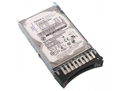 Жесткий диск IBM 300GB 10K 6Gbps SAS 2.5 SFF G2HS, 49Y6173