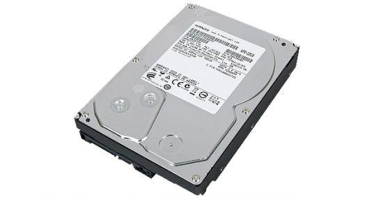 Жесткий диск Hitachi Ultrastar 1Tb 3.5 7200rpm 32Mb cache A7K2000 SATAII