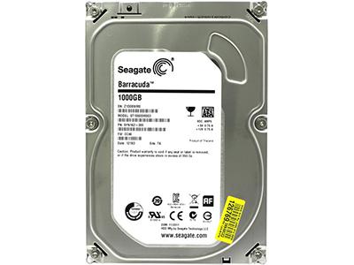 Жесткий диск Seagate SATA-III 1Tb Desktop (7200rpm) 64Mb 3.5, ST1000DM003