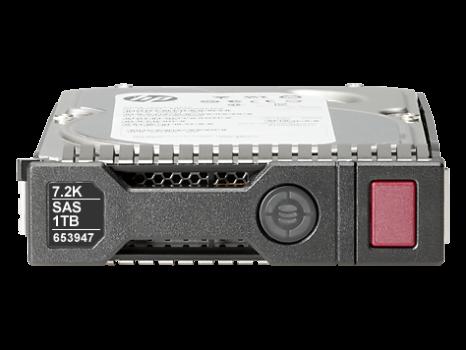 Жесткий диск HP 1TB 2.5 SFF SATA 7,2k 6G Hot Plug, 765453-B21, 765868-001, 765453-S21