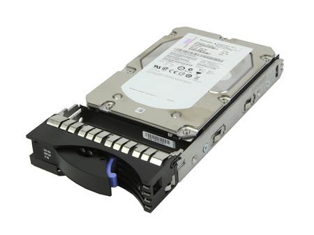 Жесткий диск IBM 300 Gb 15000 rpm SAS 3.5 HDD, 9FL066-039