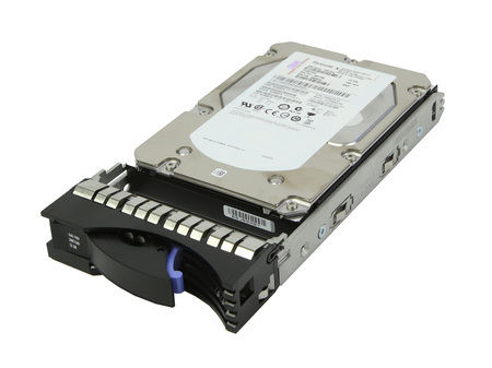 Жесткий диск IBM 146GB 3.5 inch 15K Ultra320 Hot-Plug SCSI, 40K1028