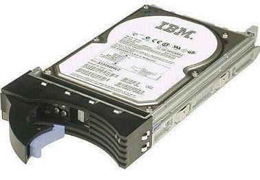 Жесткий диск IBM 73,4GB SAS 3.5, 26K5712