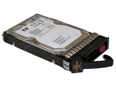 Жесткий диск HP 1Tb 7.2K M6412 3.5 FC, 454414-001, AG691B