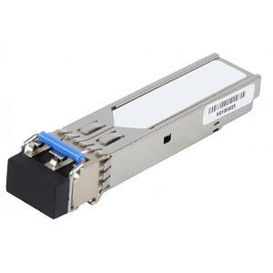 Модуль SNR SFP оптический, дальность до 20км (14dB), 1310нм, индустриальный, с функцией DDM