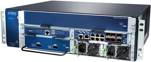 Процессорный модуль Juniper SRX1K-NPC-SPC-1-10-40