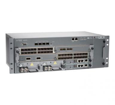 Маршрутизатор Juniper MX104-PREM-DC-BNDL