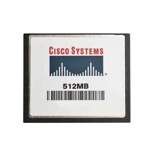 Память Cisco MEM-512CF