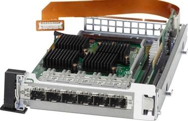 Интерфейсный модуль Cisco ASA-IC-6GE-SFP-C