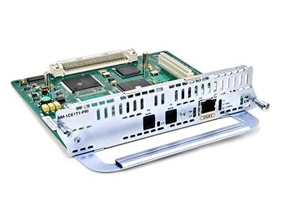 Модуль Cisco NM-1CE1T1-PRI
