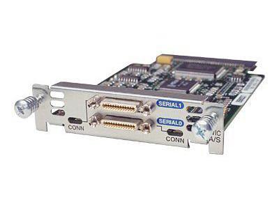 Модуль Cisco HWIC-2A/S