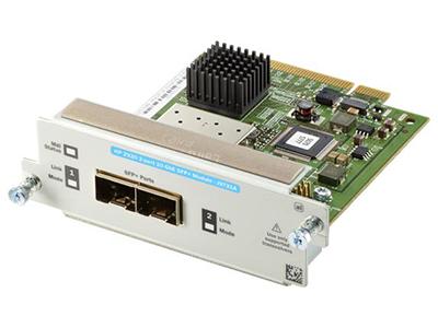 Интерфейсный модуль HP 2920 2-Port 10GbE SFP+, J9731A