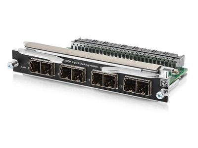 Интерфейсный модуль Aruba 3810M 4-port Stacking Module, JL084A