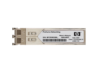 Оптический трансивер HPE X130 10G SFP+ LC SR, JL437A