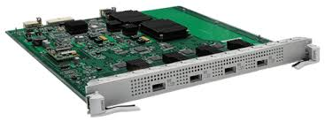 Интерфейсная карта Huawei 4-Port 10GBASE-X Interface Card, LE02X4UXC