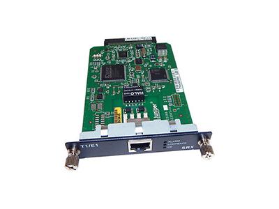 Интерфейсный модуль Juniper SRX-MP-1T1E1