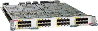 Интерфейсный модуль Cisco Nexus 7000 N7K-M132XP-12L