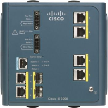 Коммутатор Cisco Catalyst IE-3000-4TC