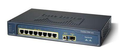 Коммутатор Cisco Catalyst WS-C2940-8TF-S
