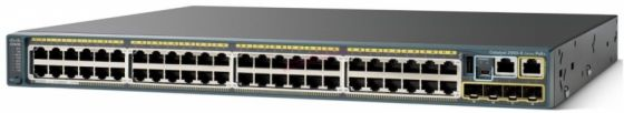 Коммутатор Cisco Catalyst WS-C2960S-F48FPS-L