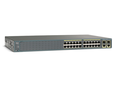 Коммутатор Cisco Catalyst WS-C2960R+24PC-L