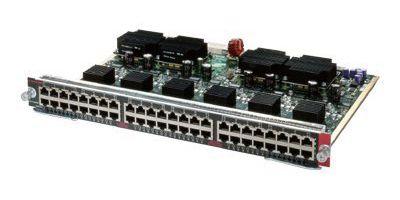 Модуль Cisco Catalyst WS-X4548-RJ45V+