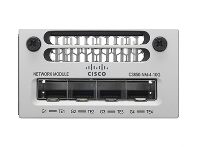 Модуль Cisco Catalyst C3850-NM-4-10G