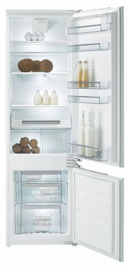 Встраиваемый двухкамерный холодильник Gorenie RKI 4181 AW