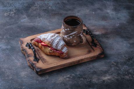 Десертная доска для кофейни. New 2019. Арт.1348