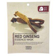 Cosmetics RED GINSENG ESSENCE MASK Маска для лица тканевая красный женьшень  25 гр