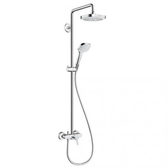 Hansgrohe Croma Select E Showerpipe 180 2jet 27258400