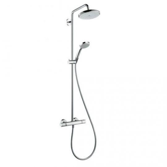 Hansgrohe Croma Showerpipe 220 1jet 27185000