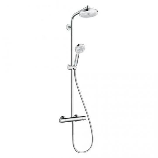 Hansgrohe Crometta Showerpipe 160 1jet 27264400