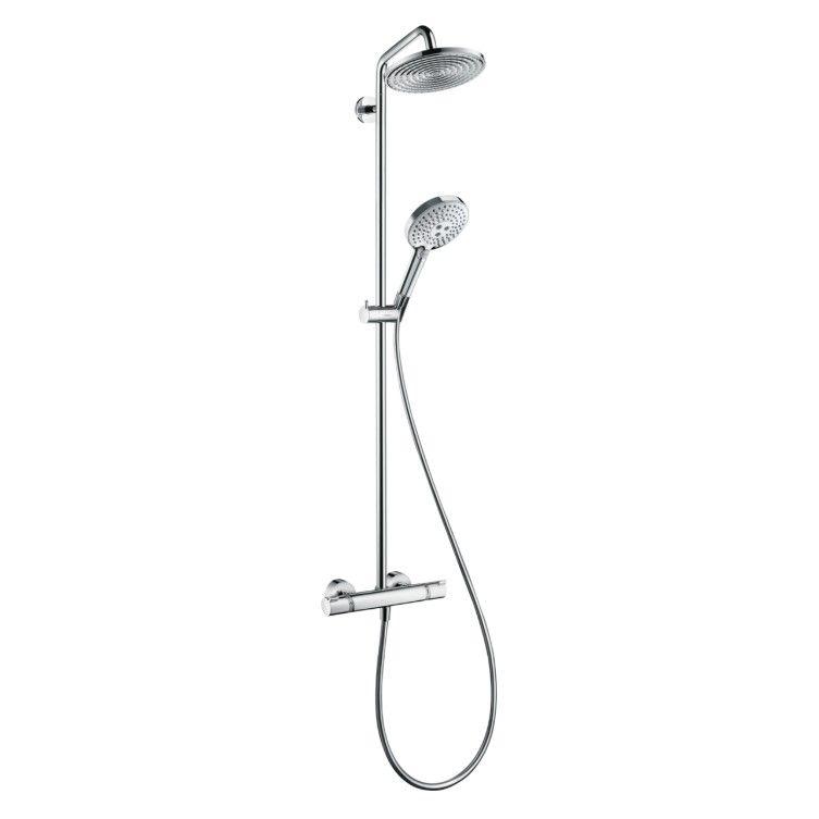 Душевая система Hansgrohe Raindance S Showerpipe 240 1jet 27115000 ФОТО