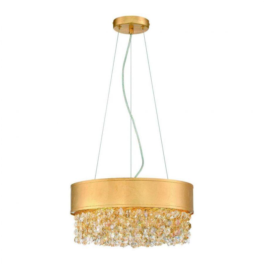 Подвесной светильник Lucia Tucci Fabian 1554.5 Gold Leaf
