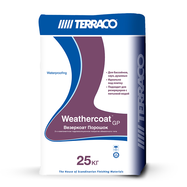 WEATHERCOAT Powder (порошок)