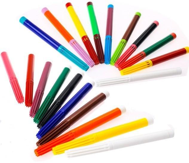 Волшебные фломастеры меняющие свой цвет Magic Pens (Мэджик Пенс)