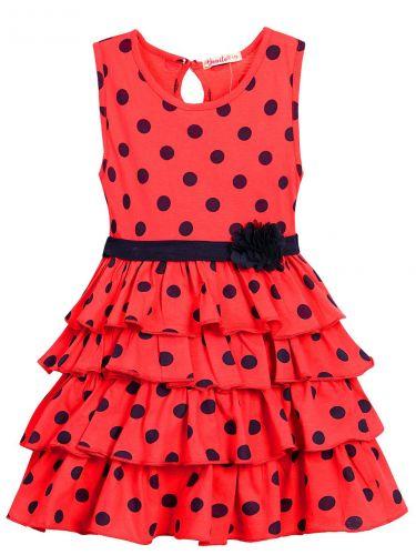 Платье на девочки 2-5 лет Bonito BK1167P