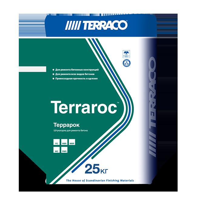 TERRAROC HBR