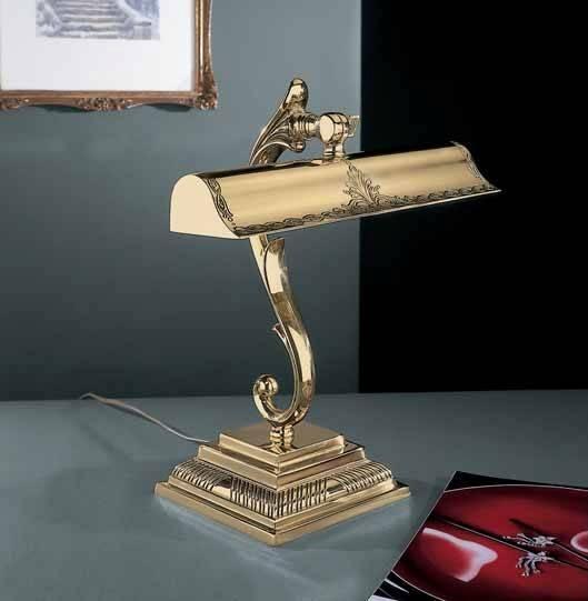Настольная лампа Reccagni Angelo P 1000/2 ORO
