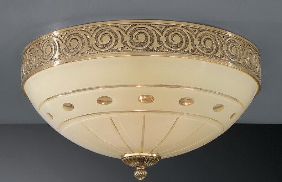 Потолочный светильник Reccagni Angelo PL 7104/3